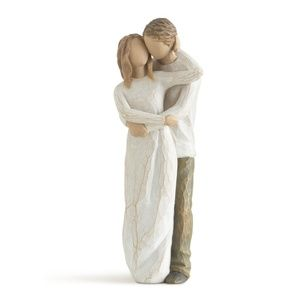 Willow Tree Together sculpted hand-painted figure